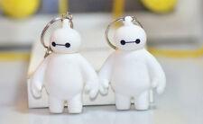 """2pcs Big Hero 6 Baymax Bag Decoration Keychain Charm pendant Chain 2"""""""
