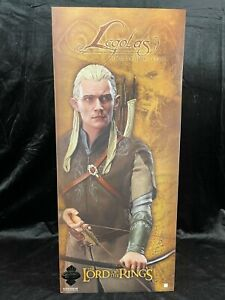 """SIDESHOW WETA THE LORD OF THE RINGS """"LEGOLAS GREENLEAF"""" PREMIUM FORMAT STATUE"""