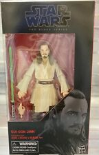 "Star Wars The Black Series Qui-Gon Jinn 6"" Figure #40 New"