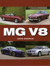 MG V8 (MGB GTV8 RV8 Costello ZT ZTT 260 XPower SV) Buch book B GT R Rover