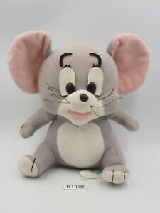 "Tom & Jerry B1105 Turner Entertainment SEGA 1992 USED Plush 6"" Toy Doll Japan"