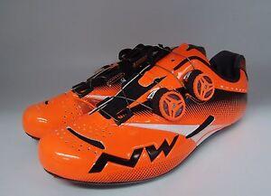 Northwave Extreme Tech Plus Bike Shoes Neon Orange Size 40.5