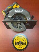 "Dewalt DCS575 FLEXVOLT 60V Cordless Brushless 7-1/4"" Circular Saw (Bare Tool)"