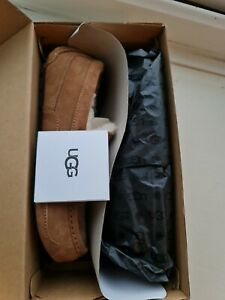 ugg slippers mens size 8  CHESTNUT