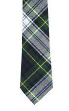 Dress Gordon Tartan Tie in Modern Width - Made in the UK (6-W109/19)