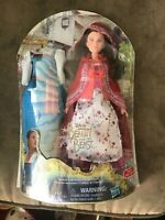 Disney Beauty and the Beast Fashion Collection Belle Doll New in Box