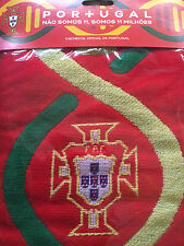 Portugal Official FPF scarf Echarpe Schal euro 2016