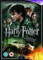 Harry Potter And The Deathly Hallows Part 2 DVD Nuovo DVD (1000596903)