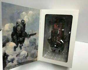 ThreeA WWR 1/12 Armstrong World War Robot Ashley Wood 3A