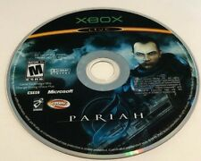 Original Xbox Live Pariah Game (Disc Only) By Groove