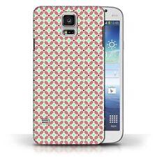 Étuis, housses et coques rouge Pour Samsung Galaxy S5 pour téléphone mobile et assistant personnel (PDA) Samsung