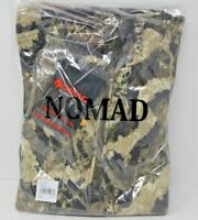 Nomad Mast Hoodie Elevated Whitetail Veil Camo N1300027 951 L LG Hunting Jacket