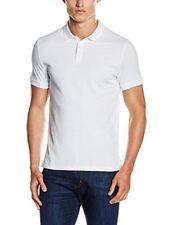 Polo  cotone piquet shirt uomo ARMANI JEANS 8N6F12 6J0SZ Bianco Listino 90€