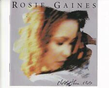 CD ROSIE GAINEScloser than closeHOLLAND 1995 EX+ (B6348)