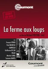 """DVD """"La ferme aux loups""""-François Perier       NEUF SOUS BLISTER"""