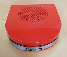 05591 🇮🇹 Mangiadischi portatile - Grunding Phono boy - Rosso Minerva