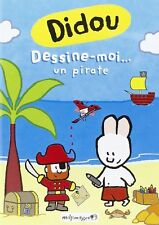 DIDOU - DESSINE-MOI... UN PIRATE - DVD - NEUF NEW NEU