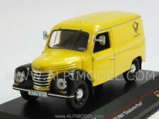 IFA Framo V901/2 Deutsche Post Van 1954 Yellow 1:43 IST IST053