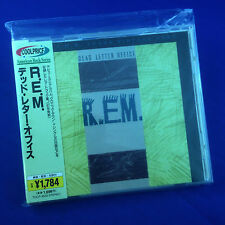 R.E.M.: Dead Letter Office (RARE JAPAN PROMO CD OOP TOCP-3502 +2 BONUS TRACKS)