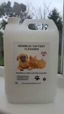Baby blue Kennel/Cattery Cleanser 5L