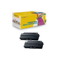 MLT-D115L Black 2Pcs Compatible Toner Cartridge For Samsung Machines SL-M2870FW