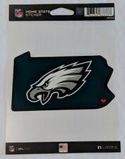 Philadelphia Eagles Home State Sticker Pennsylvania PA Die Cut Decal Color Logo