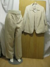 NWT Annex Woman Tan Linen Blend Business Career Outfit Womens Plus Size 1X