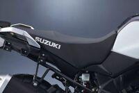 SUZUKI V-Strom 1000 Sitzbank 35 mm hoch schwarz grau Modell 2017 - 2019