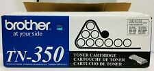 Brother Genuine TN-350 Toner Cartridge Open Box DCP-7010 DCP-7020 DCP-7025