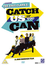 CATCH US IF YOU CAN (DVD) (New)