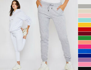 Reflex Booty Shaping Fleece Lined Jogger Sweatpants Workout Gym Lounge Cotton