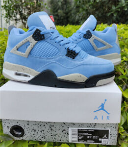 Air Jordan 4 University Blue Sizes available from 38EUR to 45EUR