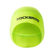 RockBros Winter Cap Windproof Thermal Fleece Cycling Running Skiing Hat Green