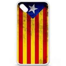 Coque personnalisée silicone Wiko Sunset 2 Drapeau Catalan