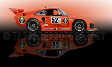 1978 Porsche 935 K3 Jagermeister 911 Classic Vintage GT Race Car Photo (CA-0847)