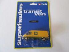 Corgi Superhaulers Transit Van AA
