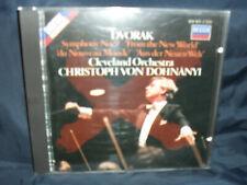 Dvorak – Symphony No. 9 -Christoph von Dohnányi / Cleveland Orchestra