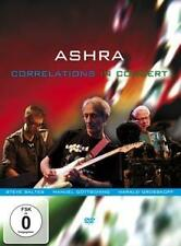 Ashra-correlations in concert * DVD * NUOVO *