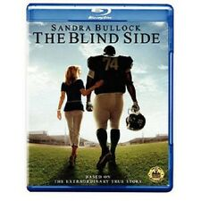 THE BLIND SIDE NEW BLU RAY DISC MOVIE FILM SANDRA BULLOCK TIM MCGRAW KATHY BATES
