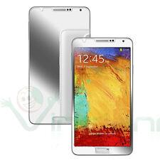 Pellicola display schermo MIRROR per Samsung Galaxy Note 3 specchio N9005