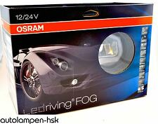 OSRAM LED Fog 101 Ledriving Faros Antiniebla