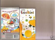LOCO ROCO SONY PSP HANDHELD PUZZLER ADDICITVE