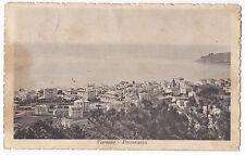 BOLLO DA 5 CENT. SU CARTOLINA DI VARAZZE 1917 3-58