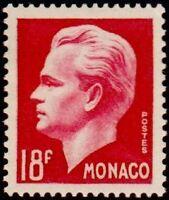"""MONACO N° 368 """"PRINCE RAINIER II 18 F"""" NEUF x TB"""