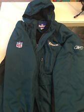 Philadelphia Eagles NFL Reebok On Field Jacket XL