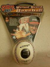 Stats Pro Virtual Speed Baseball Throwing Ball Electronic Toys R Us Nib