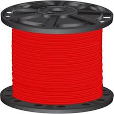 Red Pre-Cut Length 2,500 ft. 4 Gauge Stranded CU SIMpull THHN Building Wire