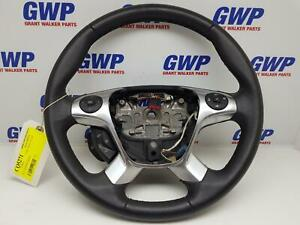 FORD TRANSIT STEERING WHEEL LEATHER, VO,