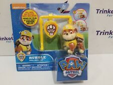 Paw Patrol RUBBLE Pull Back Pup
