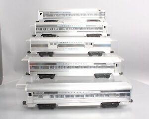 Weaver O Lackawanna Aluminum Passenger Car Set